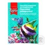 Topsi Universal Flakes For Aquarium Fish Natural Dry Food