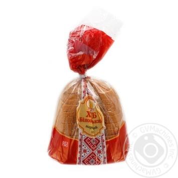 Хлеб Белозерский нарезанный 350г