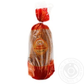 Хлебец с отрубями пшеничный нарезанный 500г