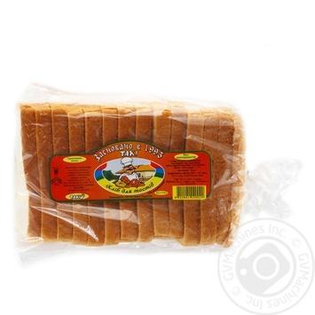 Хліб Т.А.К. Делікатесний для тостів 300г