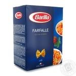 Макароны фарфалле Барилла 500г Италия