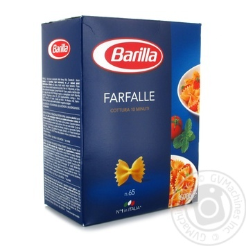 Макароны фарфалле Барилла 500г