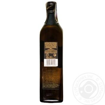 Віскі Johnnie Walker Double Black 0,7л - купити, ціни на МегаМаркет - фото 2