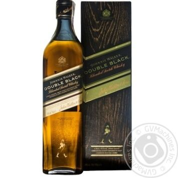 Johnnie Walker Double Black Wiskey 0,7l - buy, prices for Novus - image 3