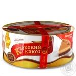 Торт БКК Сказочный ключик 900г