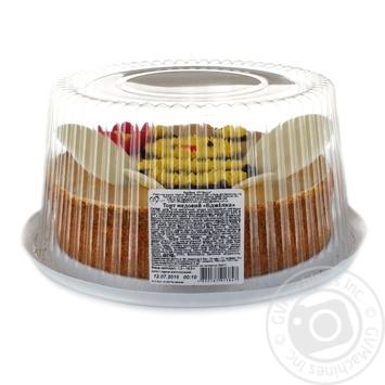 Скидка на Торт медовый Пчелка 1000г