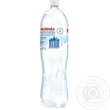 Morshynska Mineral water natural non-carbonated 1,5l - buy, prices for Novus - image 2