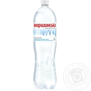 Still natural mineral water Morshynska 1,5l