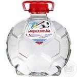 Минеральная вода Моршинская Спорт негазированная 2500мл