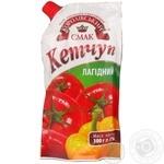 Vegetables kidney bean Hospodarochka in tomato sauce 500g doypack
