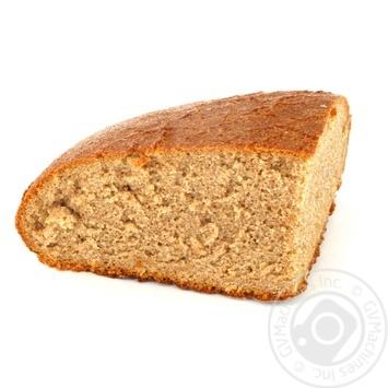 Хліб Український столичний четвертина - купити, ціни на Ашан - фото 1