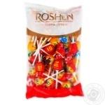 Цукерки Roshen LolliPops з коктейльними смаками (~1кг)