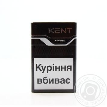 Kent Nano White cigarettes 0.1-0.8mg - buy, prices for Novus - image 7