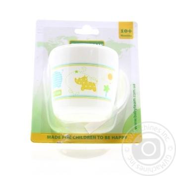 Чашка Baby Team детская 200мл - купить, цены на Ашан - фото 2
