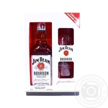 Whiskey Jim Beam White Bourbon 40% 0,7l - buy, prices for Auchan - photo 4