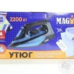 Праска Magio МG-138 2200Вт керам пар.удар антикап.