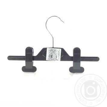 Marc-tn Hanger For Trousers And Skirts With Clothespins 26cm - buy, prices for EKO Market - photo 2