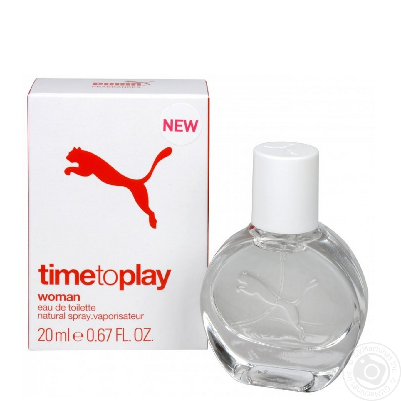 Eau de toilette Puma for women 20ml → Hygiene → Cosmetics and perfumes → Eau  de toilette for women → Zakaz.ua - Official Online Grocery for Supermarkets  ... 823383ffbc1a3