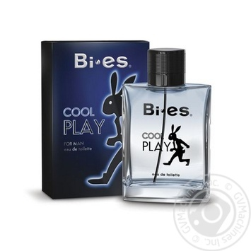 Bi-es Cool Play Toilet Water 100ml - buy, prices for Auchan - photo 1