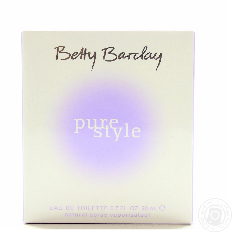 Eau de toilette Betty barclay for women 20ml → Hygiene → Cosmetics ... a88d4412daa45