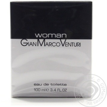 Eau de toilette Gian marco venturi for women 100ml