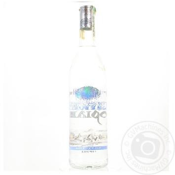 Водка Львовская Благородная 40% 0,7л - купить, цены на Novus - фото 2
