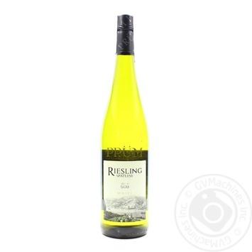 Вино Prum Riesling Spatlese Mosel біле напівсолодке 8,5% 0,75л