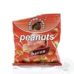 Арахис Золотой орех жареный соленый со вкусом бекона 35г