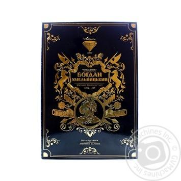 Набір цукерок Аметист плюс Богдан Хмельницький 500г - купити, ціни на Novus - фото 1