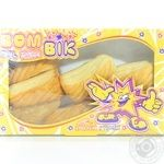 Печиво листкове Панцеротті Бом-Бік 190г