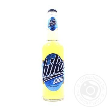 Пиво світле Hike Chill 4,6%  0,5л скл/пл