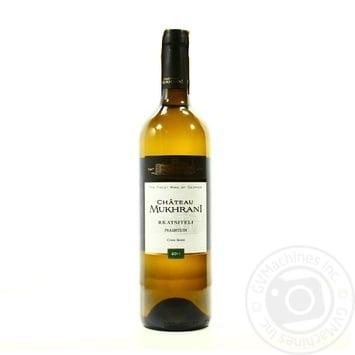 Chateau Mukhrani Rkatsiteli white dry wine 12.5% 0,75l