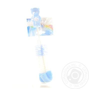 Щетка Canpol babies для бутылочек и сосок - купить, цены на Ашан - фото 4