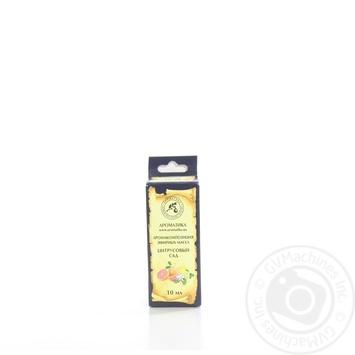 Аромокомпозиція  Ароматика цитрусовий сад 10мл - купить, цены на МегаМаркет - фото 3