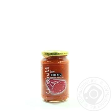 Соус томатный Casa Rinaldi Sugo Bolognese 350г