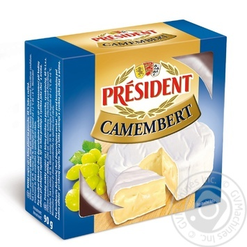President Camembert Soft Cheese 60% - buy, prices for Metro - image 1
