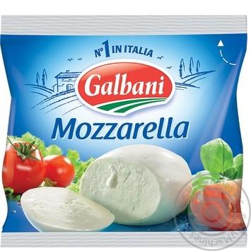 Сыр Гальбани Санта Лючия моцарелла мягкий 48% 125г - купить, цены на Novus - фото 2