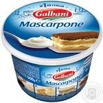 Сыр Гальбани маскарпоне мягкий 80% 500г