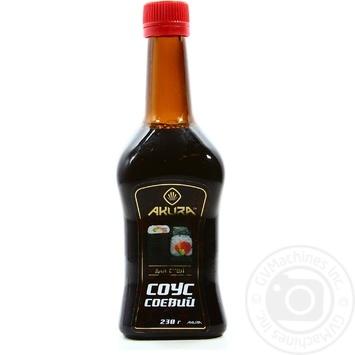 Соус соевый Akura для суши 230г - купить, цены на Novus - фото 3