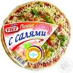 Пицца VICI с салями 300г