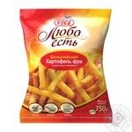 Картофель фри VICI 9/9мм 750г