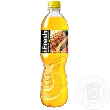 Напиток IFresh соковый Тропические фрукты 0,5л - купить, цены на Novus - фото 1