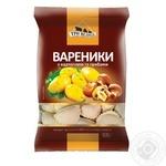 Three Bears Frozen With Potatoes And Mushrooms Vareniki 900g