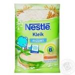 Каша Nestle безмолочная рисовая с бифидобактериями и витаминами 160г