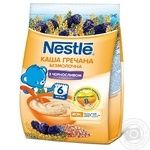 Nestle With Dried Plums Wheat Dairy-Free And Buckwheat Porridge