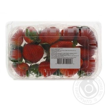 Strawberries 250g - buy, prices for Novus - image 2
