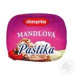 Pate Danela Private import with almonds 100g