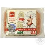 Сосиски Мясная гильдия Mozzarella с сыром в/с