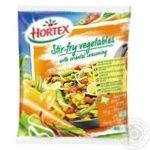 Hortex Stir-Fry Vegetables with Oriental Seasoning 400g