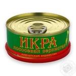 Kamchatskaia grain-growing salmon caviar 100g